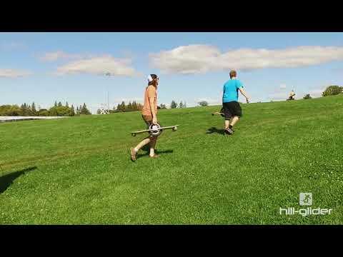Hill Glider Demo day ottawa 2017