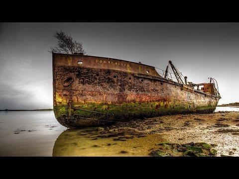 брошенные корабли и лодки