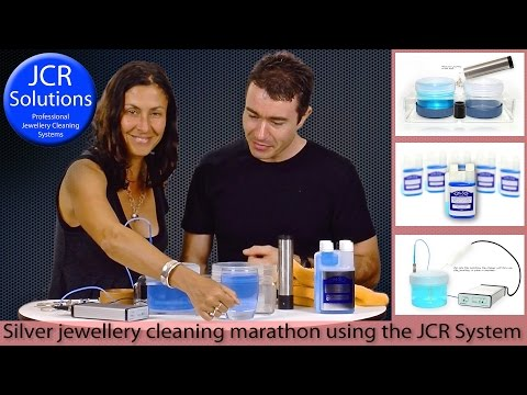 JCR Solutions | Jewellery Cleaning Marathon