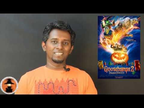 Goosebumps 2: Movie Tamil Review |Ari Sandel|Madison Iseman |JAck Black | R.L.Stine