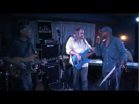Frank Canino and Friends (The Members of Cornell Dupree's Band) at 78 Below, NY 2012 Part 4