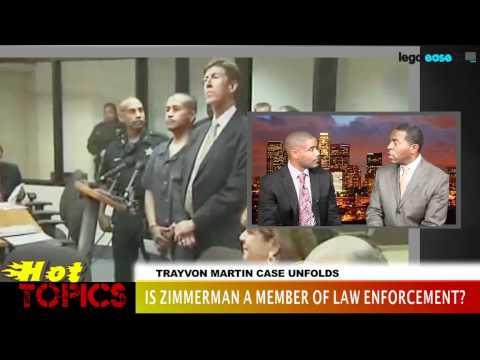 Trayvon Martin & George Zimmerman Case | Los Angeles Federal Attorney | Austin R. Dove