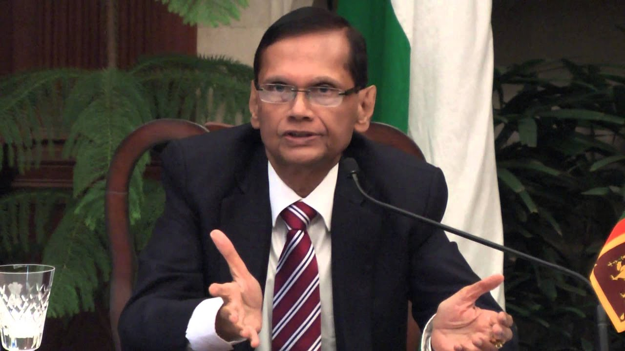 Peiris Sri Lanka Affairs Sri Lanka Prof