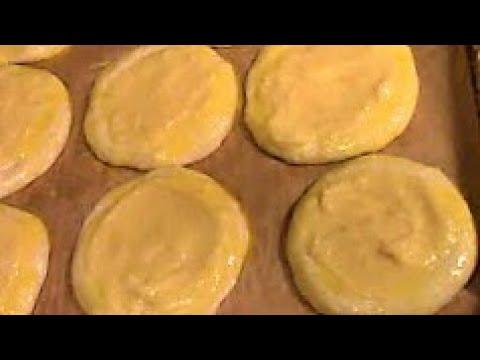 Шаньги с картофелем (татарская кухня)./Шаньги рецепт./Ватрушки с картошкой./Как приготовить шаньги.