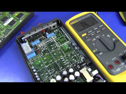 EEVblog #430 - Fluke 91 Scopemeter Teardown