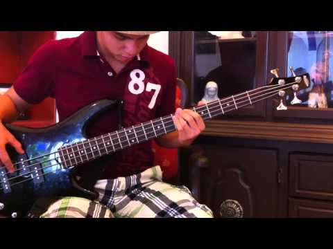 Eres - Cafe Tacuba - Bass Tutorial - Cover video
