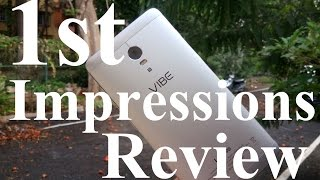 [Hindi - हिन्दी] Lenovo Vibe P1 First Impressions detailed Review