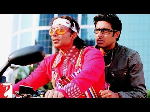 Dhoom Action Promo - Bikes