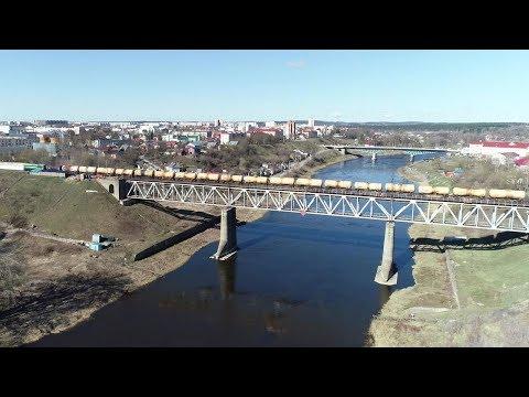 Новости Белорусской железной дороги, апрель 2019 (Выпуск 104)