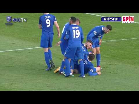 Waterford FC 3-3 Sligo Rovers - SSE Airtricity League Premier Division [11-5-19]
