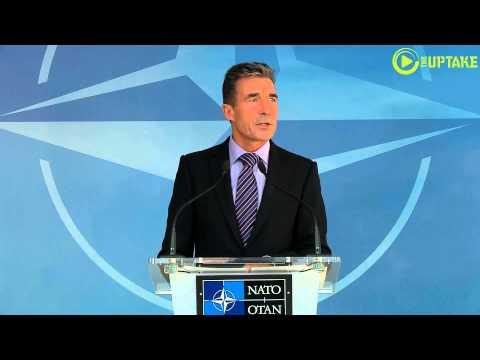 NATO Head Condemns Russia's