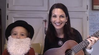Music for Kids - Sing with Suzi Season 1-  Ep. #20  The More We Get Together