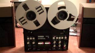 HEAVY METAL Donald Fagen True Companion Played on a Tandberg TD20A SE Reel to Reel. ZCUCKOO