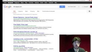 Búsquedas avanzadas en Google. Comandos
