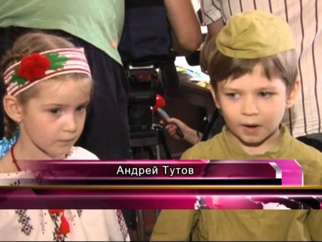 Столичные дети передали свои работы  украинским солдатам на передовую