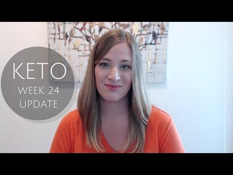 Keto Week 24 Update and Weigh In | Weight Loss | Low Carb Diet