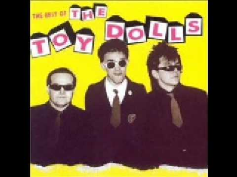 Toy Dolls - My Girlfriends Dads A Vicar