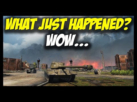 ► World of Tanks: LOL, WTF, How? - USA, Today feat. M46 Patton and M48A1 Patton Gameplay