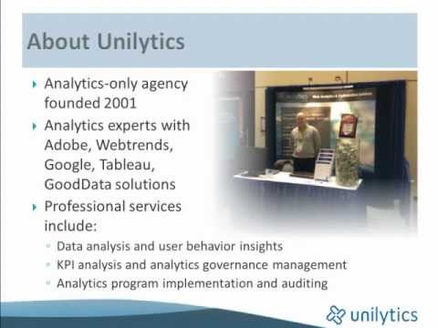 Report Interpretation Drives Digital Optimization   Unilytics Webinar