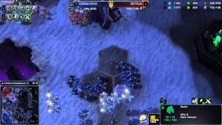 Лучшие StarCraft II матчи IEM Cologne 2014: Polt vs Rain