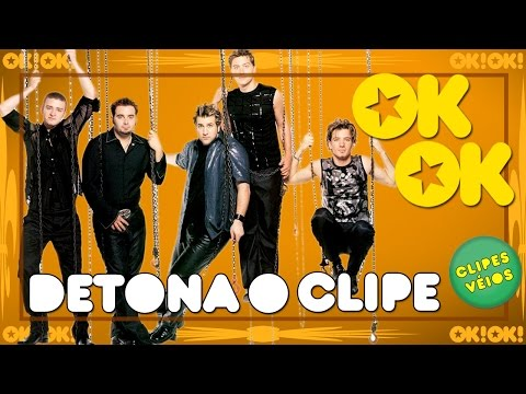 O Pop Sujo Do 'n Sync | Ok!ok! Detona O Clipe video