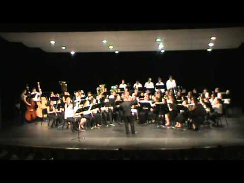 Sea Songs performed by AHS Symphonic Band