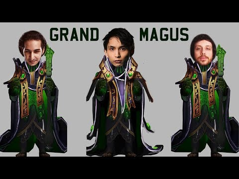 SING GORGC BAMBOE GRAND MAGUS (SingSing Dota 2 Highlights #1178)