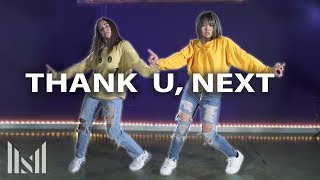 """THANK U, NEXT"" ft Kaycee Rice & Bailey Sok 