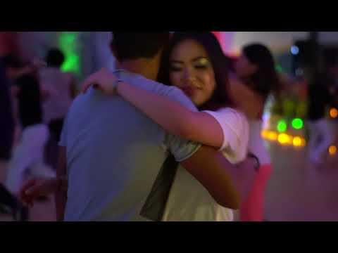 MAH01911 Social Dances with Karen & China @ ZofT UKDC OCT 2017 ~ video by Zouk Soul