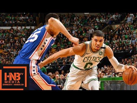 Boston Celtics vs Philadelphia Sixers Full Game Highlights / Game 5 / 2018 NBA Playoffs