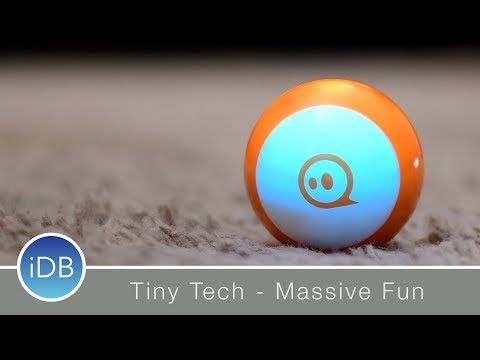 Sphero Mini is a Tiny, Fun, Bluetooth Controlled Ball - Review