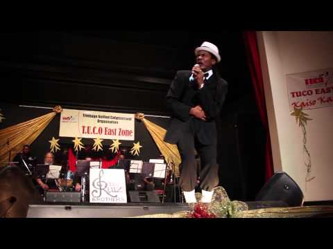The Incredible Myron B -  Ladies Gentleman Live @ Kaiso Karavan 2013