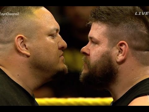 SAMOA JOE! Makes NXT Debut At NXT TakeOver: UnStoppable || **REACTION**