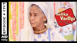 Balika Vadhu - ?????? ??? - 20th October 2014 - Full Episode (HD)