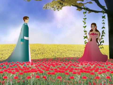 เจ้าหญิงดอกไม้ กับ เจ้าชายสายลม