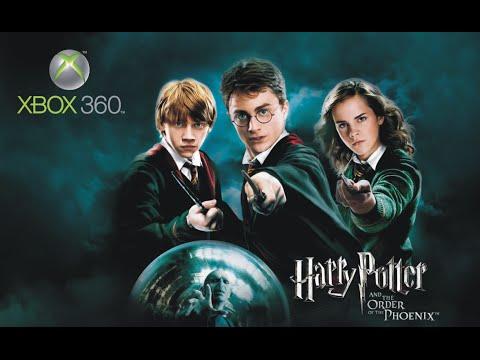 Harry Potter e a Ordem da Fênix ?. XBOX 360 ? SAMMYJUKA ?
