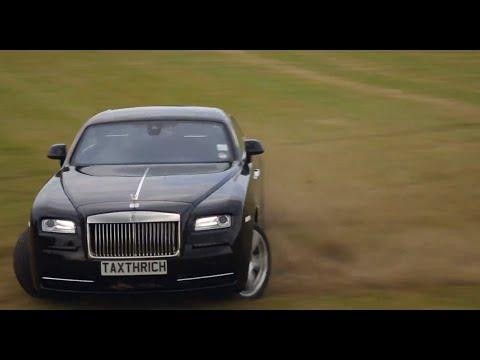 Rolls-Royce Wraith w akcji