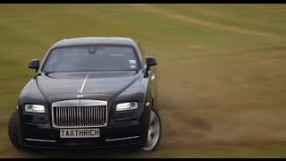 The Garden of Wraith - by Rolls Royce
