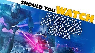 Should You Watch READY PLAYER ONE? - Movie Review