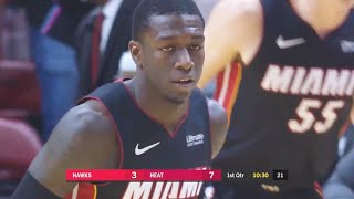 No NBA Team Wanted Him & He's Making Them Regret Not Drafting Him! Kendrick Nunn 36 Points vs Hawks