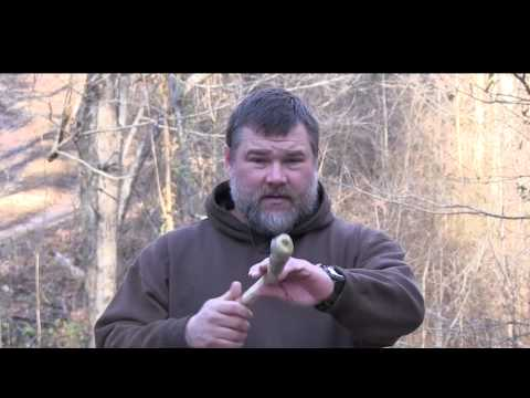 How to make a rabbit stick for survival hunting