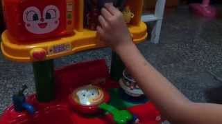 Anpanman cooking show by ploy...^_^