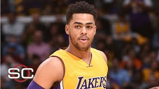 D'Angelo Russell is at the top of the Lakers' free agency list - Woj | SportsCenter