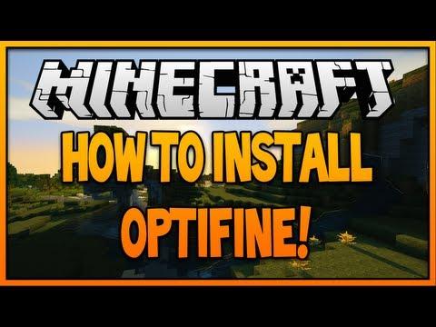 Minecraft: How To Install Optifine! (Minecraft 1.7.10) (Easiest & Fastest Way) (Reduce Lag)