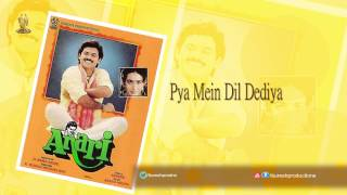 Pyar Mein Dil Dediya JukeBox |Anari |Venkatesh,Karisma Kappor