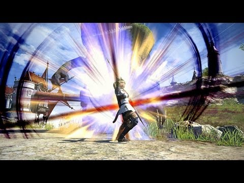 CGR Undertow - FINAL FANTASY XIV: A REALM REBORN review for PlayStation 3 Part 2