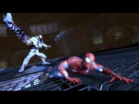 nuevas imagenes de spider man edge of time.
