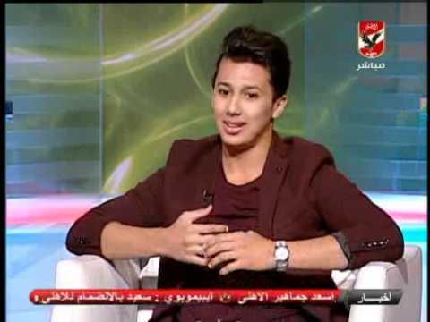 عمرو جمال :خطبيتى بتقولى كل حياتى كره وبس !