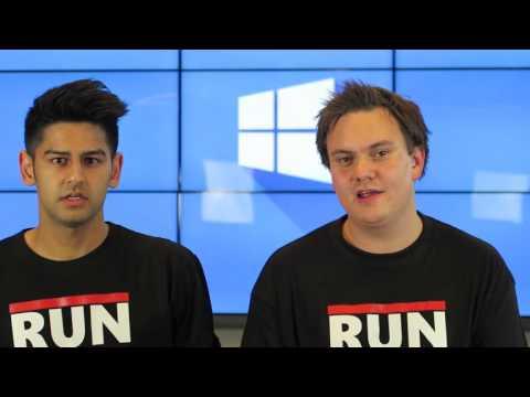 Microsoft Student Hackathon September 2015 Announcement