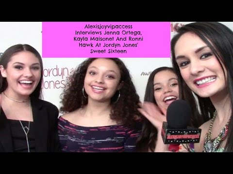 Stuck In The Middle's Jenna Ortega, Kayla Maisonet And Ronni Hawk Interview - Alexisjoyvipaccess